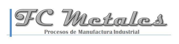 Logotipo de la Empresa FC Metales